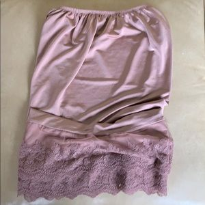 a5cec93fb689c8 Other - Alter d State Intimates Skirt Extender Double Lace